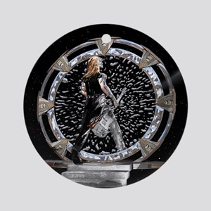 Metal Lives! Ornament (Round)