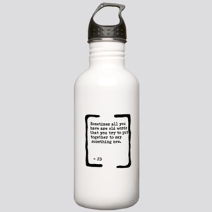Something New Stainless Water Bottle 1.0L