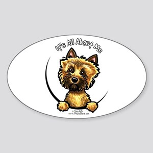 Cairn Terrier IAAM Sticker (Oval)