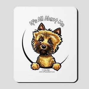 Cairn Terrier IAAM Mousepad
