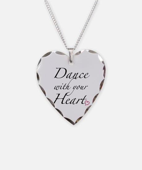 Dance with your Heart Necklace