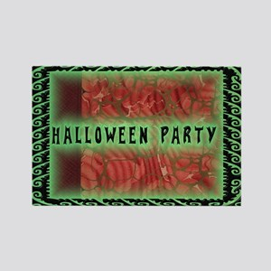 Halloween Rectangle Magnet