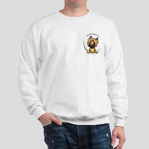 Cairn Terrier Pocket IAAM Sweatshirt