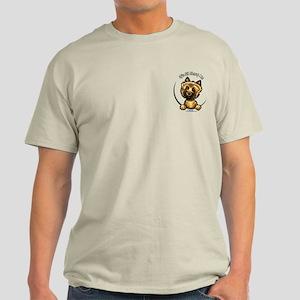 Cairn Terrier Pocket IAAM Light T-Shirt