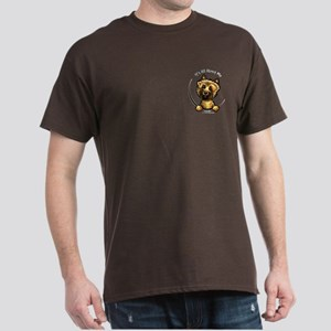 Cairn Terrier Pocket IAAM Dark T-Shirt