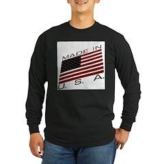 MADE IN U.S.A. CAMPAIGN IX T