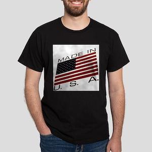 MADE IN U.S.A. CAMPAIGN IX Dark T-Shirt