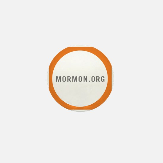 Mormon.org Mini Button