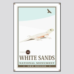 National Parks - White Sands 2 Banner