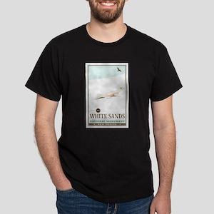 National Parks - White Sands 2 Dark T-Shirt