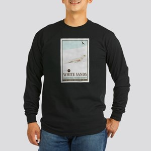 National Parks - White Sands 2 Long Sleeve Dark T-