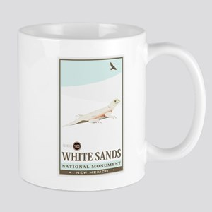 National Parks - White Sands 2 Mug