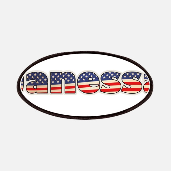 American Janessa Patches