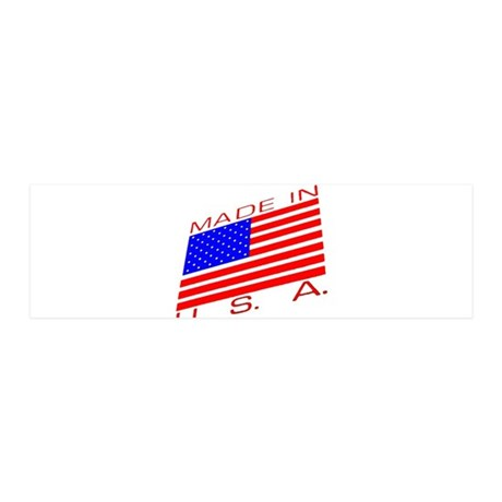 MADE IN U.S.A. CAMPAIGN XIII 21x7 Wall Peel