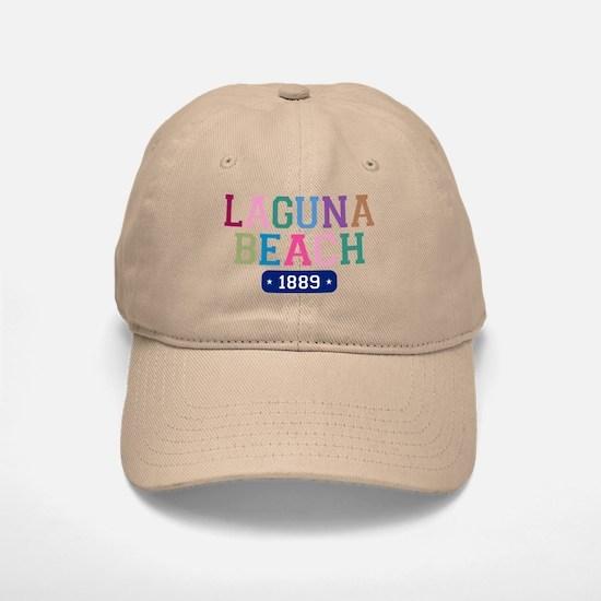 Laguna Beach 1889 Baseball Baseball Cap