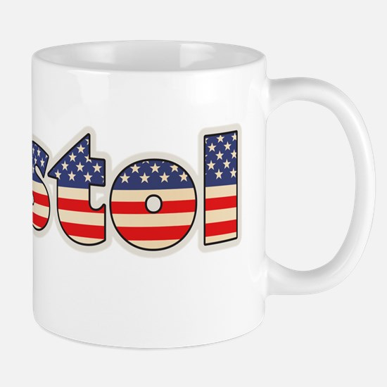 American Bristol Mug