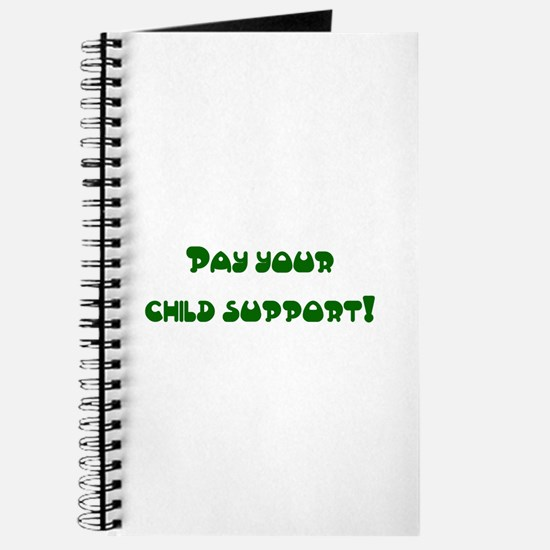 child support Journal