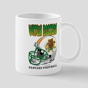 Fantasy Football - Witch Doctors Mug
