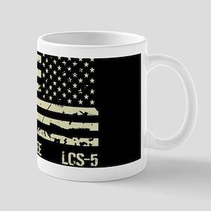 USS Milwaukee 11 oz Ceramic Mug