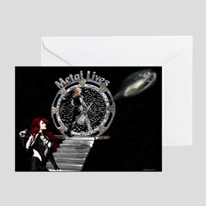 Metal Lives! Greeting Cards (Pk of 10)