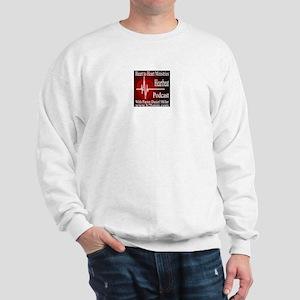 The Heartbeat Podcast Store Sweatshirt