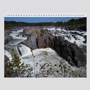 Great Falls National Park, Virginia Wall Calendar