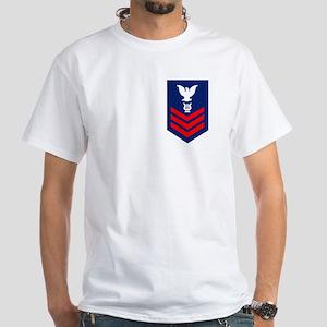 Musician First Class White T-Shirt