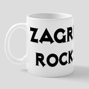 Zagreb Rocks! Mug