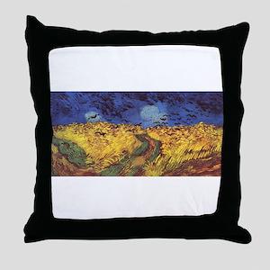 Artssake Throw Pillow