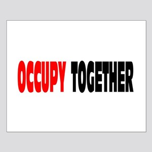 Occupy Together: Small Poster