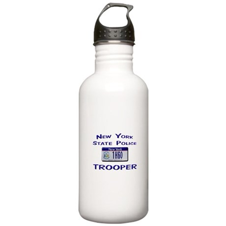 New York State Police Stainless Water Bottle 1.0L