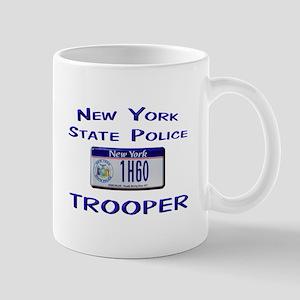 New York State Police Mug