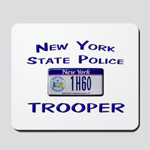 New York State Police Mousepad