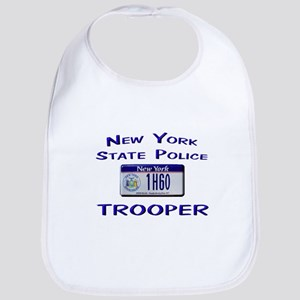 New York State Police Bib