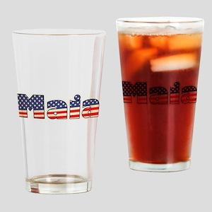 American Maia Drinking Glass