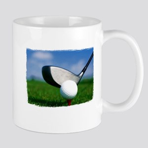 Unique Golf Mug