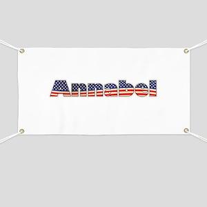 American Annabel Banner