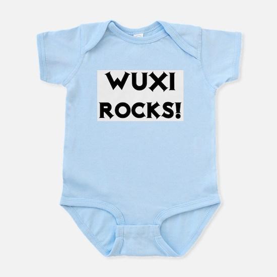 Wuxi Rocks! Infant Creeper