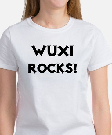 Wuxi Rocks! Women's T-Shirt
