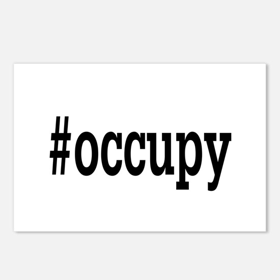 #Occupy Postcards (Package of 8)