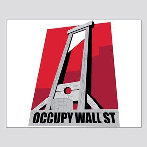 Occupy Wall St Small Poster