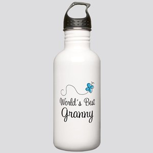 Granny (World's Best) Stainless Water Bottle 1.0L