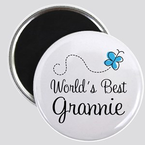 Grannie (World's Best) Magnet