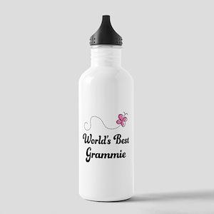 World's Best Grammie Stainless Water Bottle 1.0L