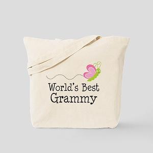 World's Best Grammy Tote Bag