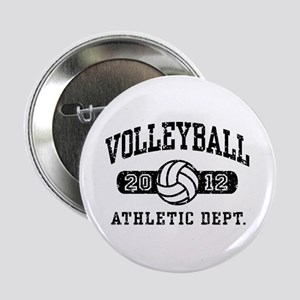 "Volleyball 2012 2.25"" Button"