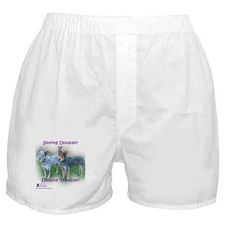 Double Trouble ACDs Boxer Shorts