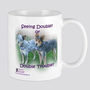 Double Trouble ACDs Mug