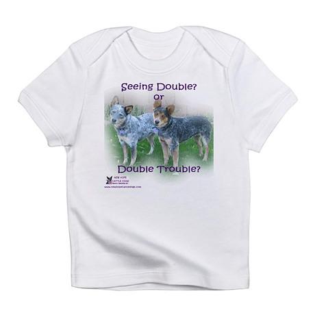 Double Trouble ACDs Infant T-Shirt