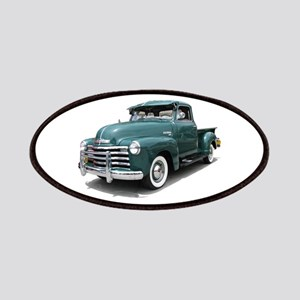 Helaine Old Green PickUp Patches